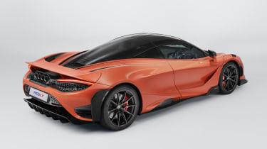 McLaren 765LT rear