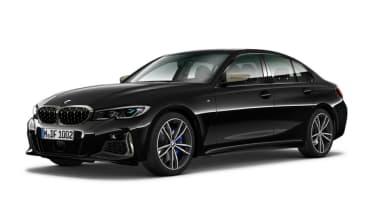BMW 3 Series 2019 press front