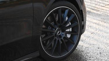 Mercedes-AMG A 35 Saloon alloy wheels