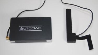 AutoDAB USB
