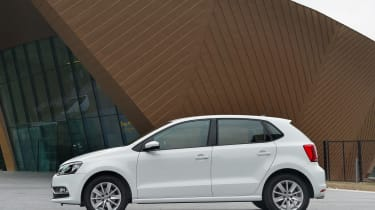 The Polo has one of the most luxurious interiors in the class, making it ideal for longer trips