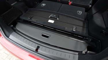BMW 2 Series Gran Tourer parcel shelf holder