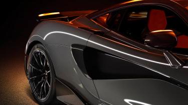 McLaren 600LT intake