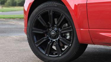 Range Rover Sport SUV alloy wheel
