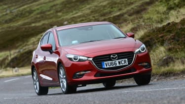Owner satisfaction with the Mazda3 is high