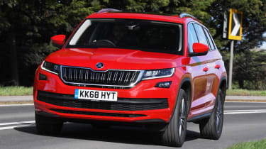 Skoda Kodiaq Best Buy cutout
