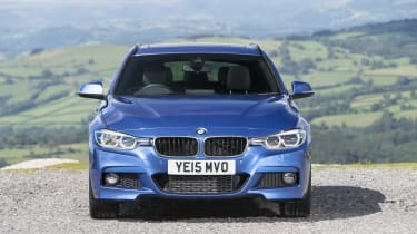 Its design is classic BMW, with a kidney grille and large air intakes if you choose the M Sport version