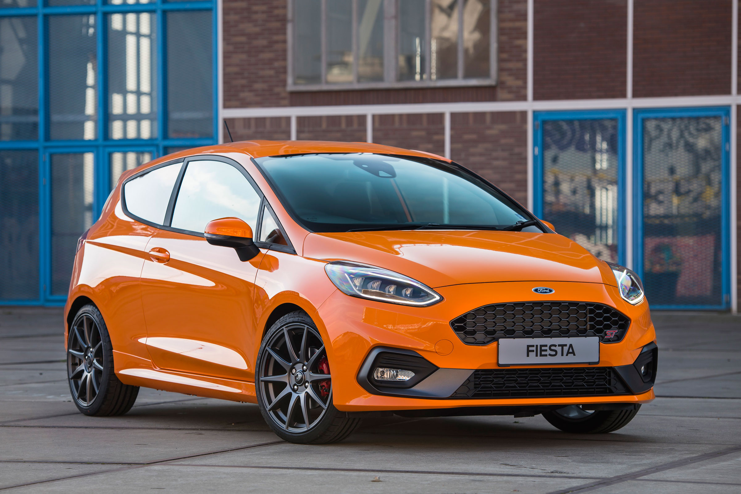 Ford Fiesta St Performance Edition Limited To 600 Uk Drivers Carbuyer