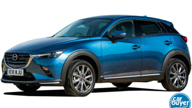 Mazda CX-3 Best Buy cutout