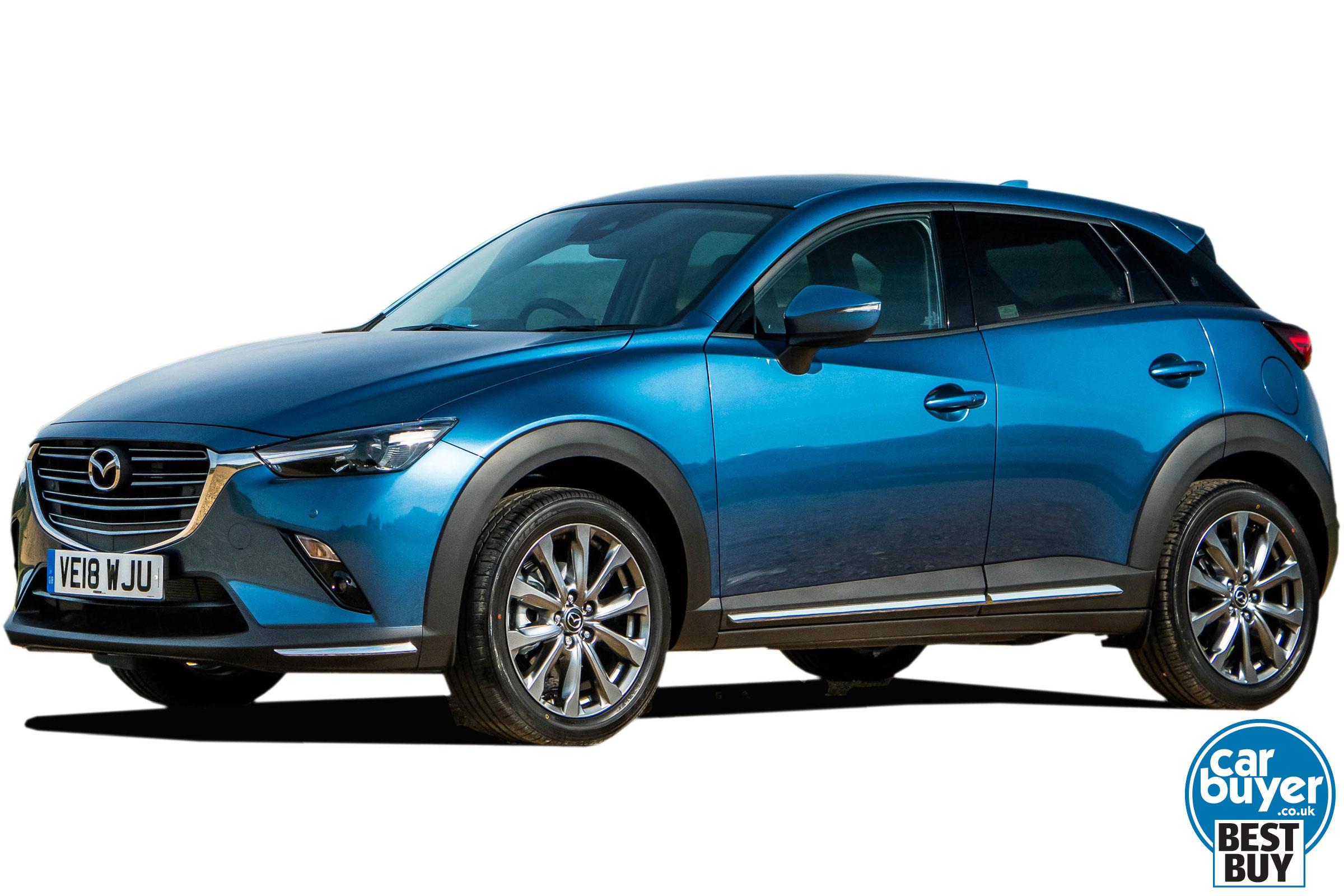 Kekurangan Mazda Cx 3 2015 Review