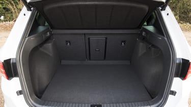 Cupra Ateca SUV - boot