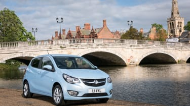 The Vauxhall Viva revives a name from the past