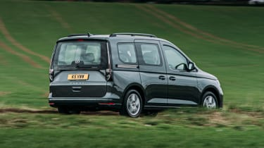 Volkswagen Caddy MPV rear
