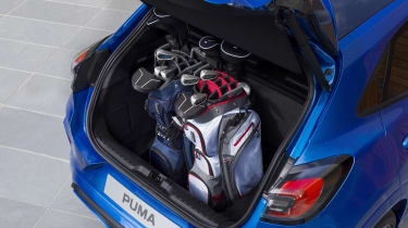 2020 Ford Puma - boot space