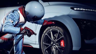 2021 Hyundai Kona N - alloy wheels