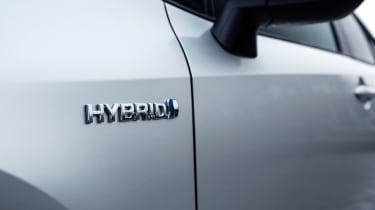 Toyota Corolla hatchback badge