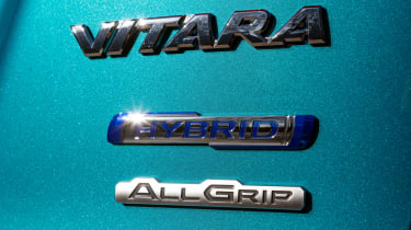 Suzuki Vitara SUV