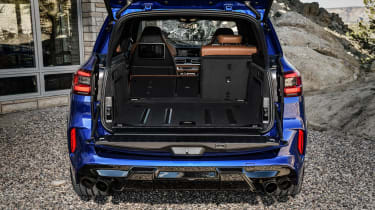 BMW X5 M Competition boot