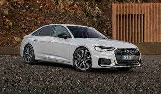 Audi A6 50 TFSI e plug-in hybrid