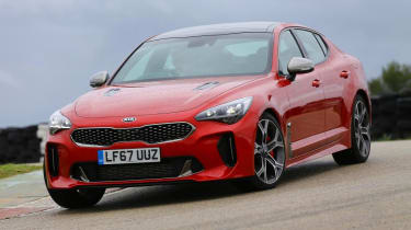 Kia Stinger GT-S review