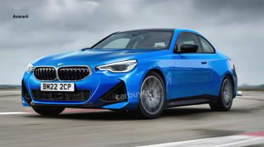 2021 BMW 2 Series Coupe - avararii