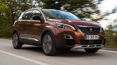 The Peugeot 3008 was the winner of our 2016 car of the year award