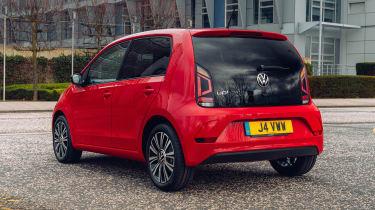 Volkswagen up! hatchback rear