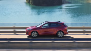 2019 Ford Kuga - side driving