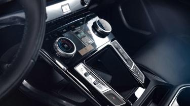 2020 Jaguar I-Pace - centre console
