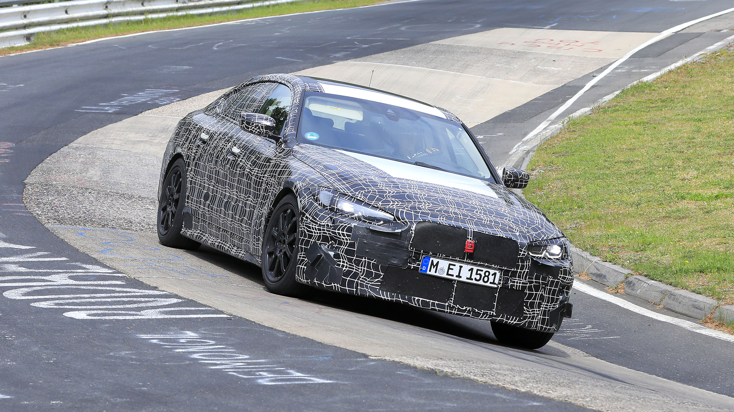 2020 Bmw 4 Series Gran Coupe Set To Challenge Audi A5 Sportback Carbuyer
