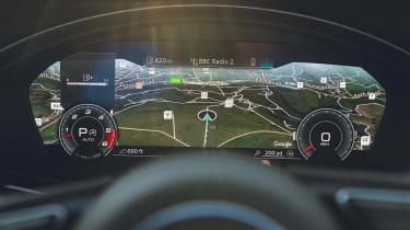 Audi S4 Avant estate Virtual Cockpit