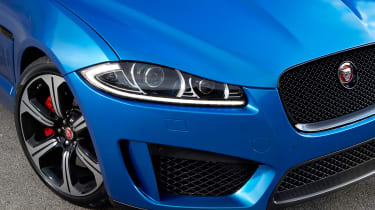 Jaguar XFR-S Sportbrake light