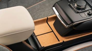 Mazda MX-30 SUV centre console