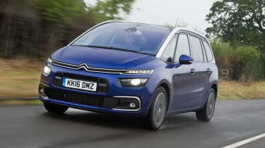 Rival seven-seat MPVs include the Renault Grand Scenic, Ford Grand C-MAX and BMW 2 Series Gran Tourer