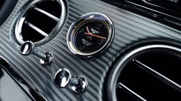 Bentley Continental GT air vents