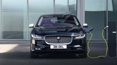 2020 Jaguar I-Pace - front view static