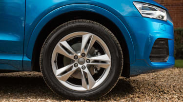 S line Edition models are fitted with 18-inch alloy wheels as standard