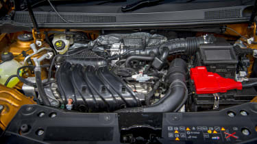Dacia Duster 2018 engine