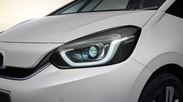 New Honda Jazz - headlight