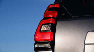 Toyota Land Cruiser Utility rear light