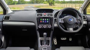 2019 Subaru Levorg 2.0i GT Lineartronic - dashboard interior