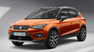 The SEAT Arona is a compact SUV that's stylish and good to drive