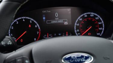 Ford Focus ST Estate steering wheel