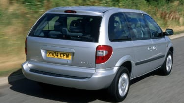 Chrysler Voyager rear