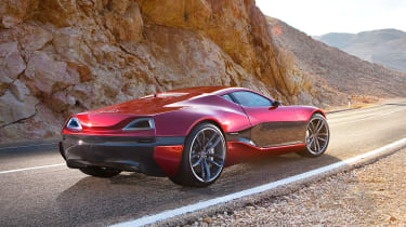 Just eight have been built, costing almost £900,000 each