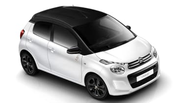 Citroën C1 Origins - front view