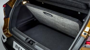 2020 Renault Captur - boot under floor storage