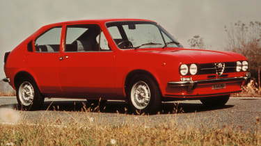 Bringing the Alfa Romeo brand to a new audience, the Naples-built 'Sud' captivated drivers with its tenacious handling
