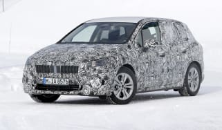 BMW 2 Series Active Tourer prototype
