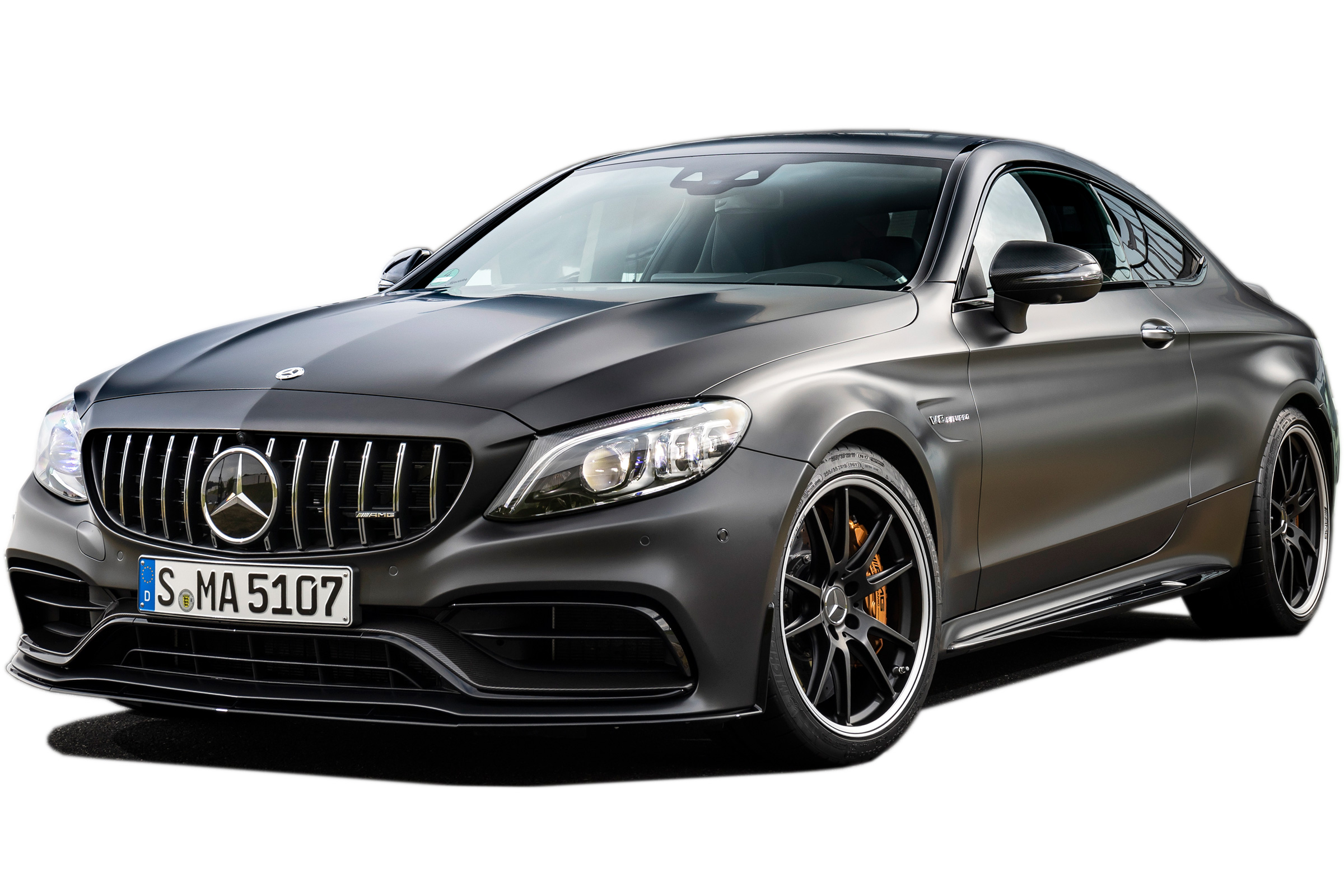 Mercedes Amg C63 Coupe 2020 Review Carbuyer